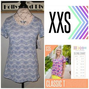 LuLaRoe Classic T size XXS